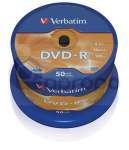 DVD-R Verbatim Advanced AZO 4,7 GB 16x 50-cake